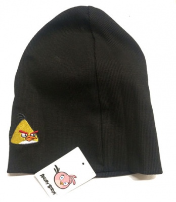 Angry Birds. ����� ������� (HAT002-BLK): ������